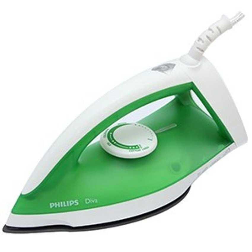 Best Seller!!! Philips Setrika Dry Iron GC122 - Hijau Murah