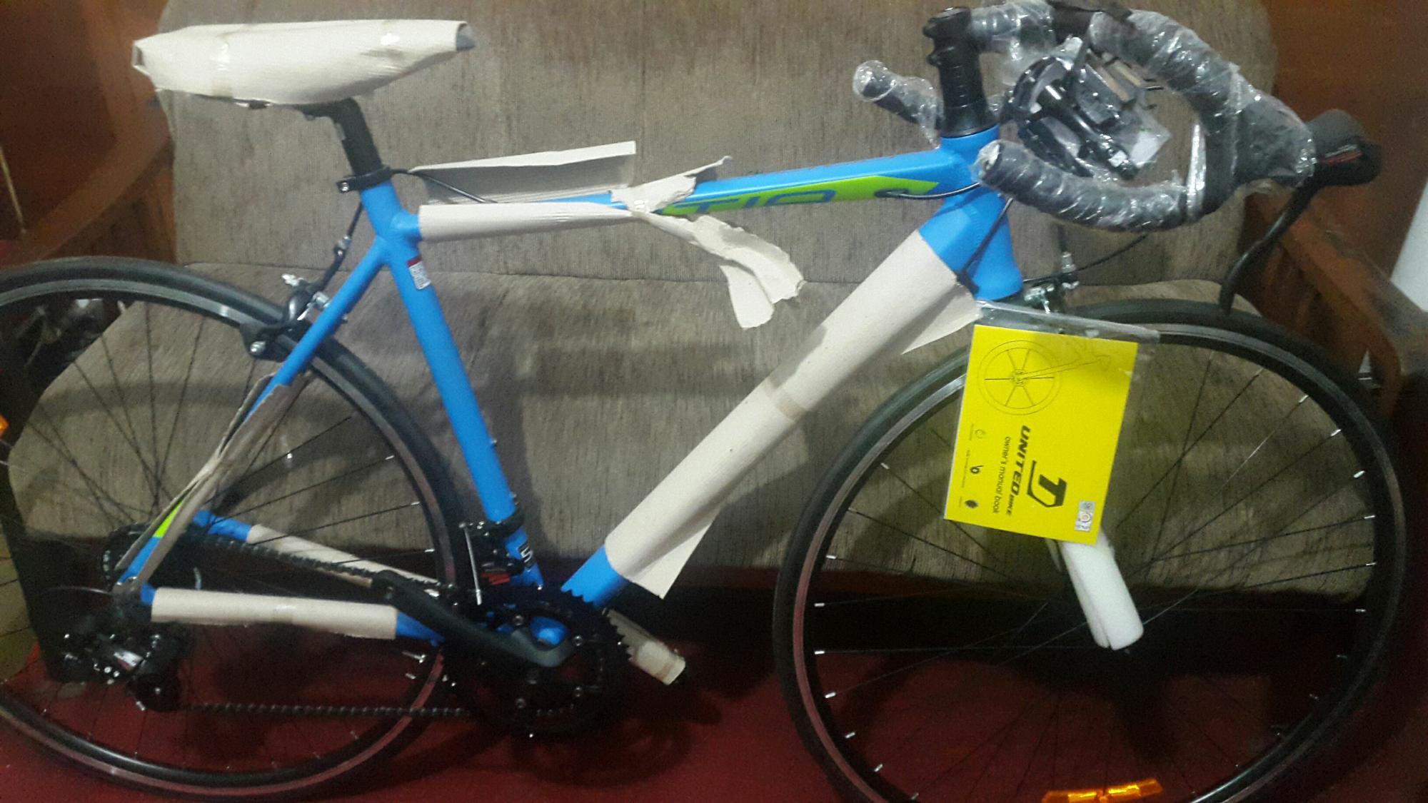 Sepeda Balap UNITED Inertia 1 243