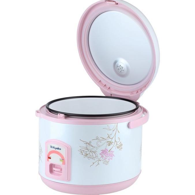 Miyako Mcm-638 Rice Cooker Penanak Nasi 1.8L Magic Com Jar Warmer Plus Stok Terbatas !!