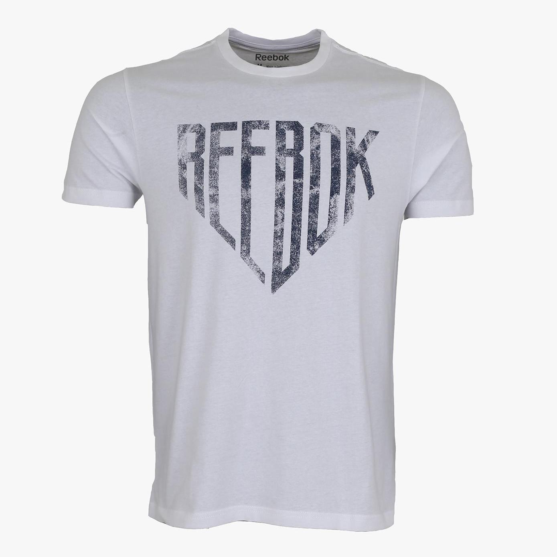Reebok RM Basic Men Graphic T-Shirts - Putih