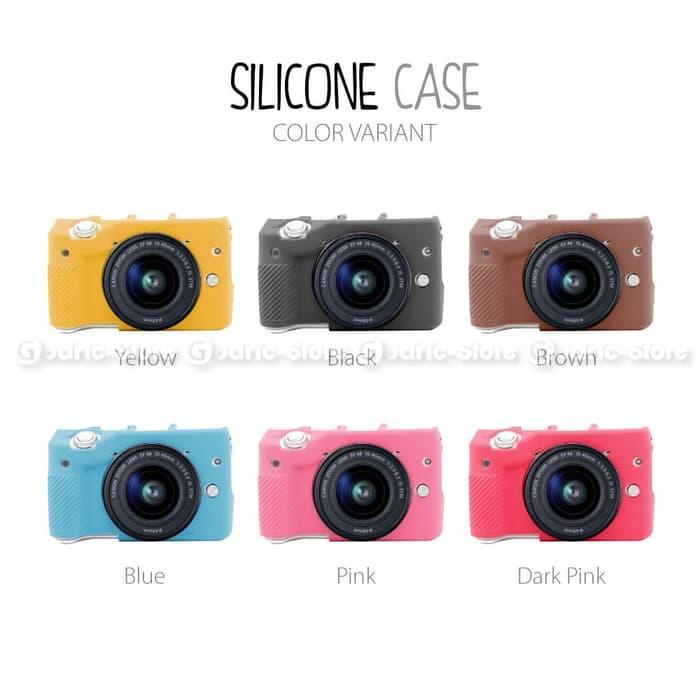 @@SALE@@@ Silicone Canon EOS M3 Silikon Case / Sarung Silicon Kamera