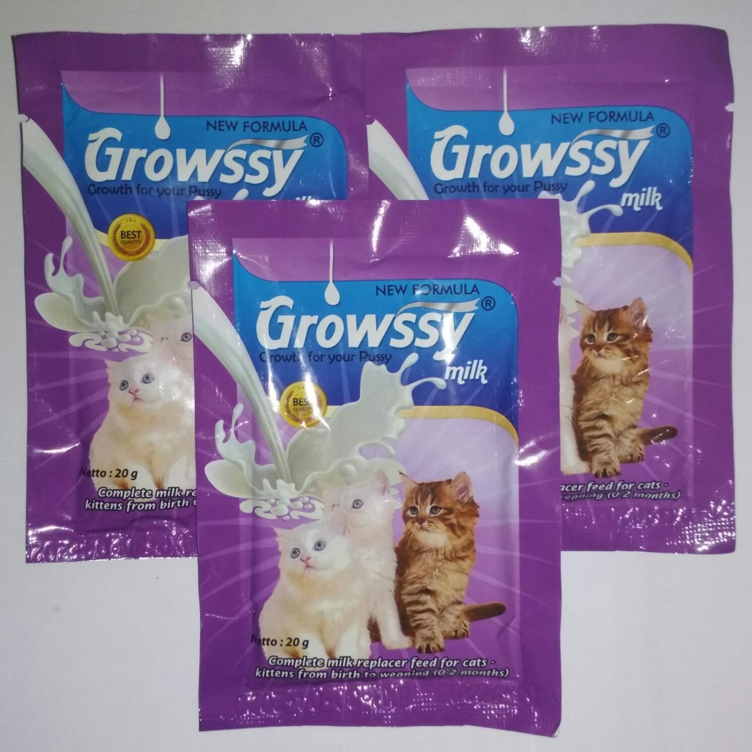 Makanan Kucing Terbaik Momo Cat Tuna 20kg Pengganti Susu