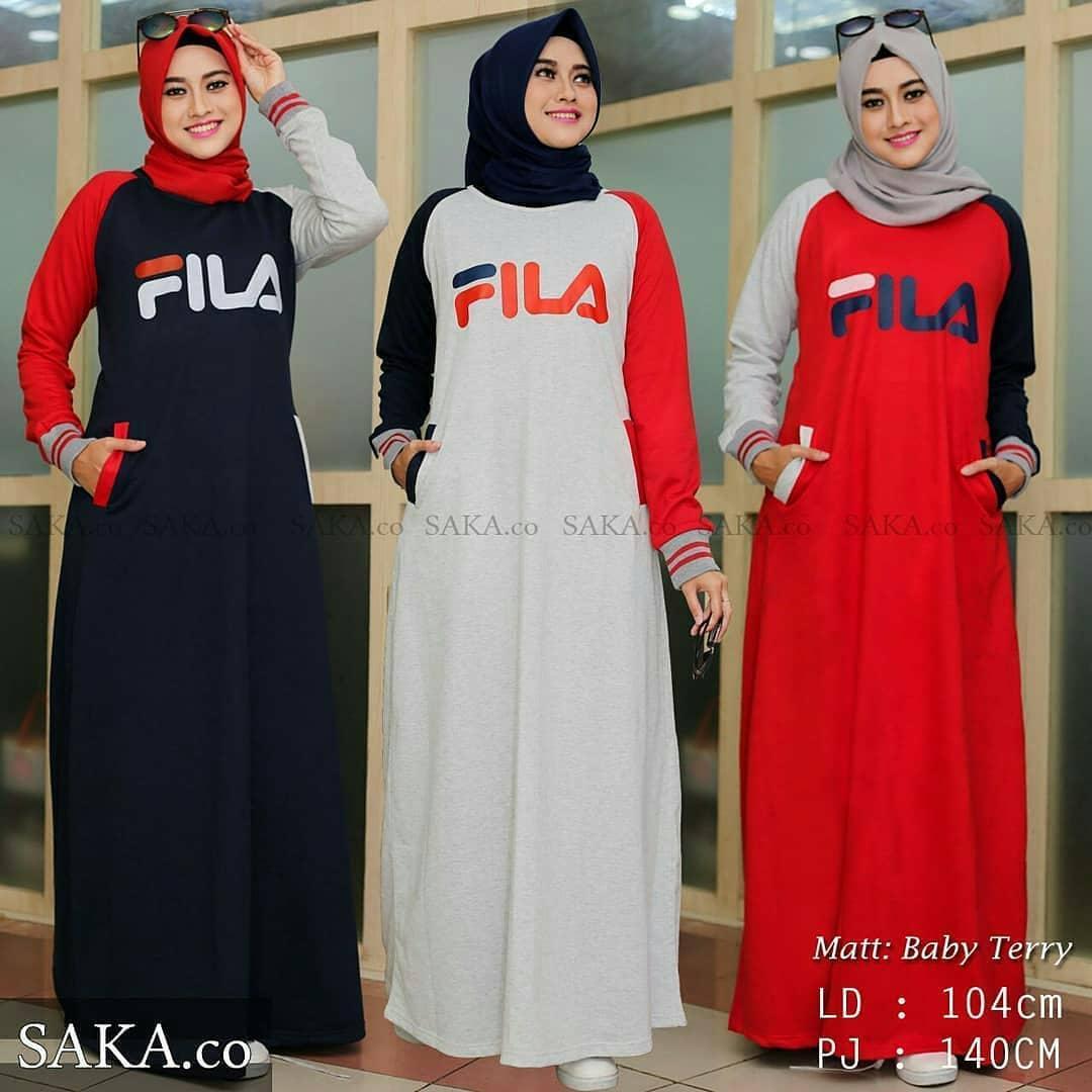 ea1ee582bd32243e0688db284fbcd9e6 Review Harga Maxi Dress Muslim Casual Paling Baru saat ini