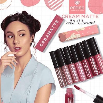Emina Creamatte Lip Cream 06 Jelly Been