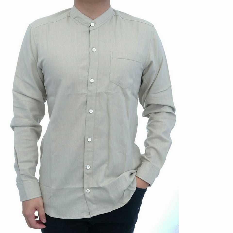Simple Polos Acara Formal Aksesoris Fashion Pelengkap Tampilan Modern Stylish Bahan Silky Rayon . Source ·