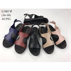 Sandal Jelly Glanzton-Sandal Flip Flop Tali Belakang-Tidak Bisa Pilih Warna