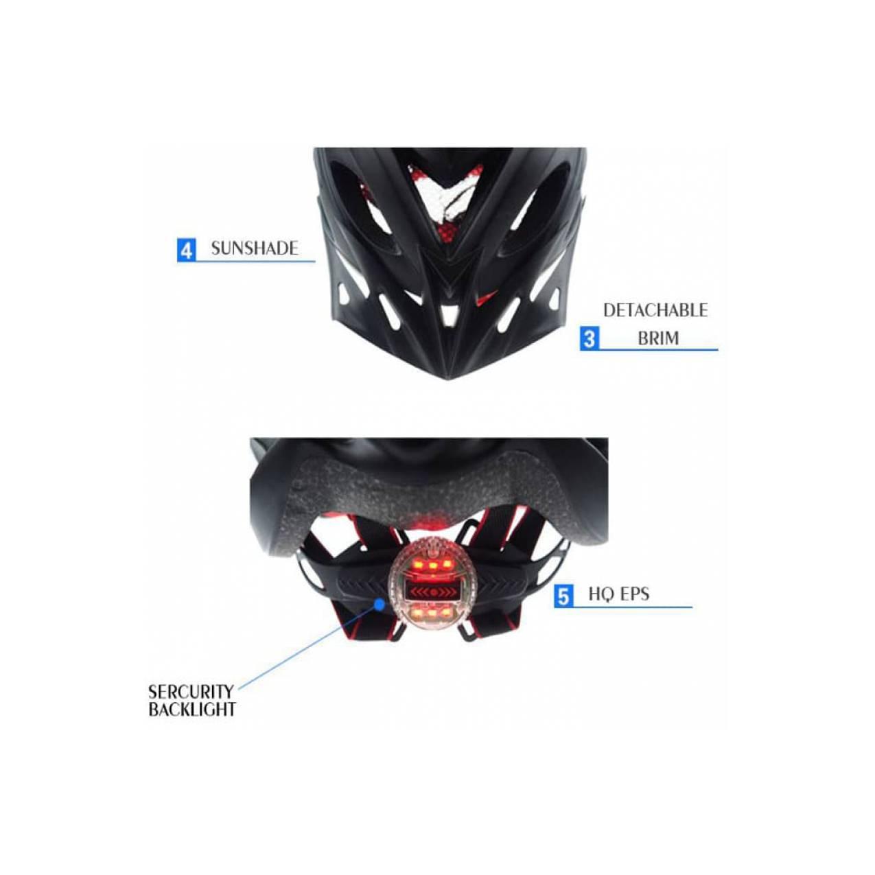 Informasi Harga Terkini Lampu Hias Pvc 2018 Murah Saja Helm Sepeda Dengan Backlight New Eps Shell Led