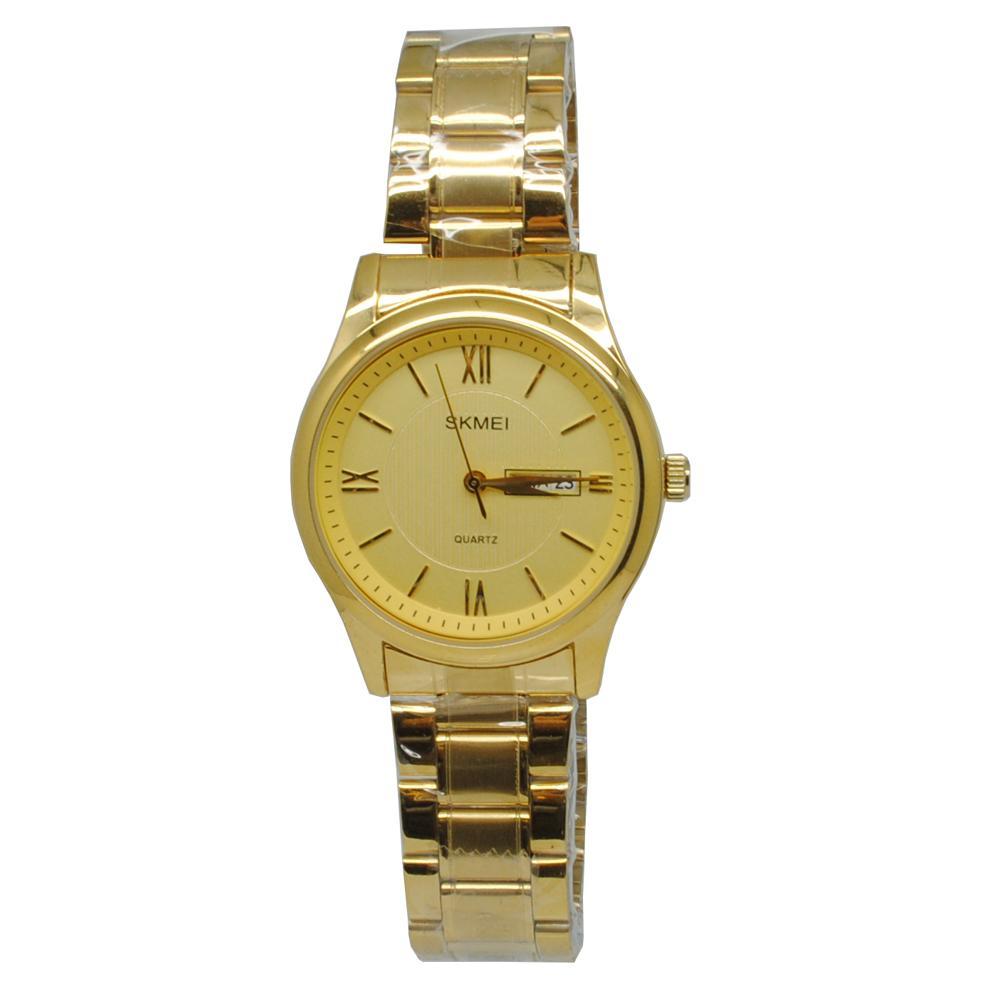 Beli Jam Tangan Golden Store Marwanto606 Pria Analog Skmei Keren 9069cs Rimas Formal Elegan 1261