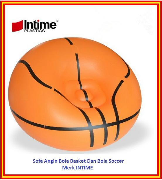 Sofa Angin Pompa Intime Bola Basket dan Bola Sepak Soccer Paling Murah Dan Berkualitas!!