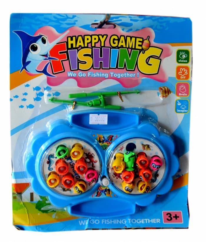 Mainan Maining Ikan Tanpa Baterai