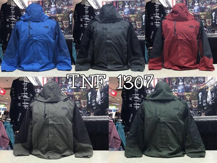 JAKET GUNUNG OUTDOR  WATERPROOF THE NORTH FACE 1307 #CONSINA EIGER REI