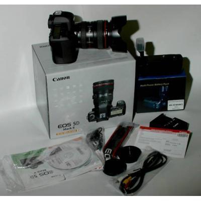 Canon EOS 5D Mark II Kit EF 24-105mm F4 L IS