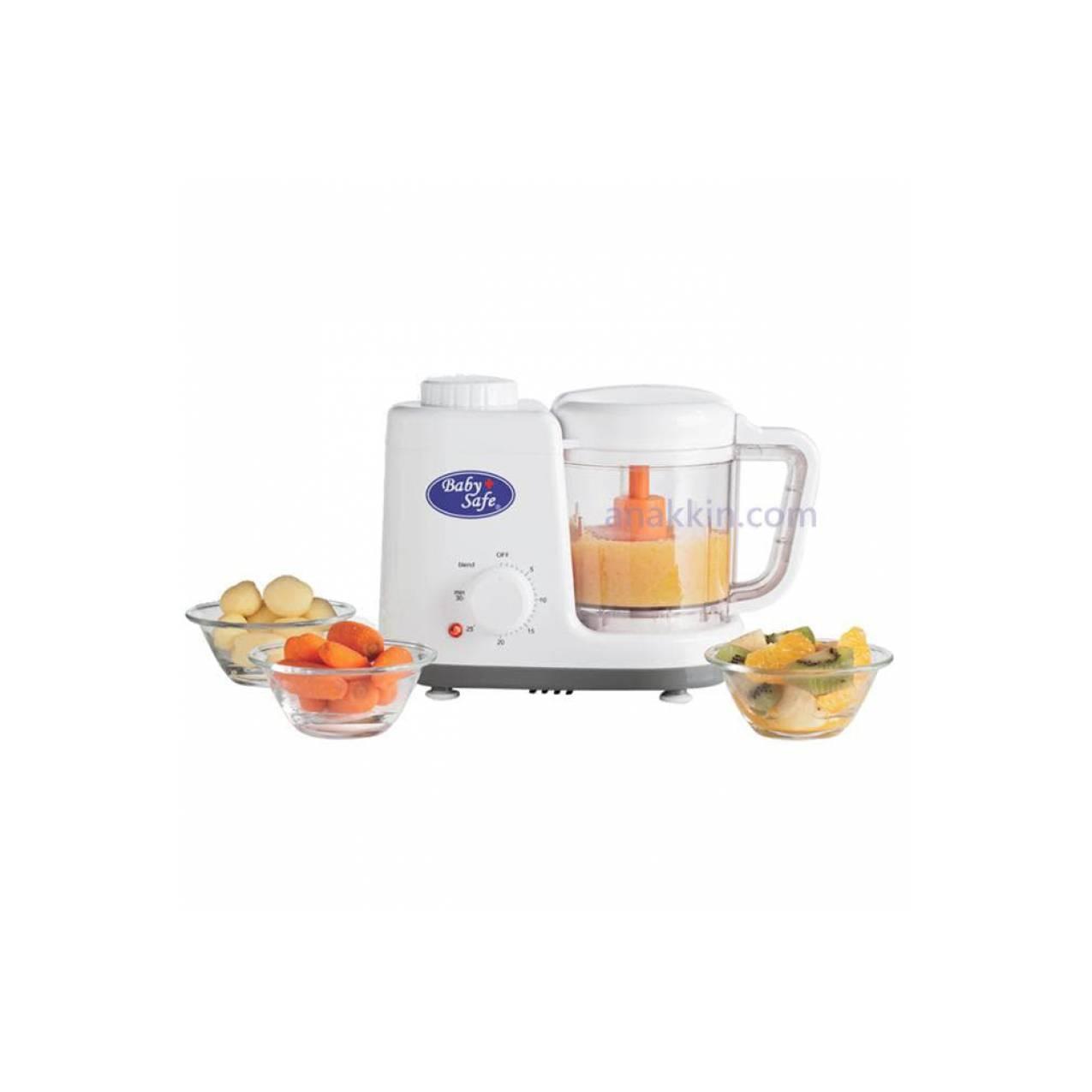 Promo Baby Safe Food Maker / Blender Murah / Pengukus Makanan Bayi