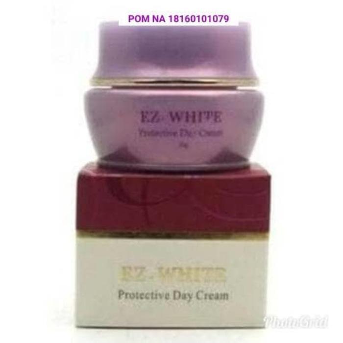 Termurah EZ WHITE PROTECTIVE DAY CREAM 20 GR