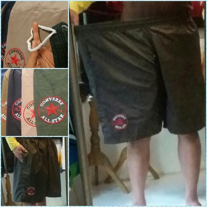 Celana Pendek Santai Ukuran Jumbo Bisa S/D XXXL Satuan Dan Grosir - Iffqui