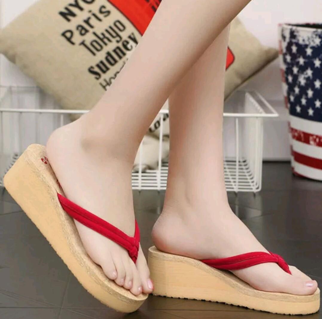 92d868271b4 Jual Sandal   Sepatu Wedges