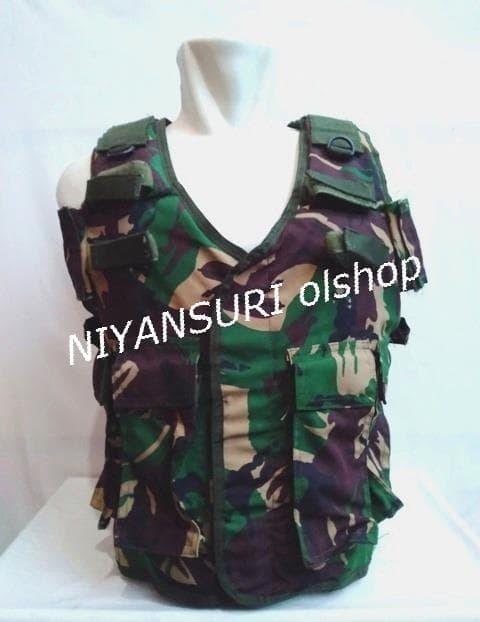 Sedang Diskon!! ROMPI (JATAH) TNI - ready stock