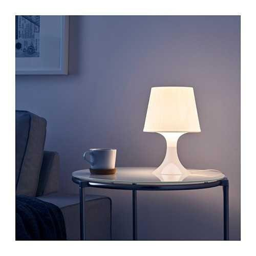 IKEA LAMPAN - Lampu Meja / Lampu Kamar / Lampu Hias Minimalis Bagus Minimalis Mewah