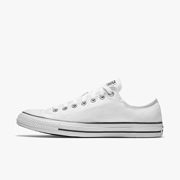Sepatu Converse Unisex Classic Putih List Hitam - Converse all star shoes Chuck Taylor man and women unisex high classic sneakers Skateboarding Shoes