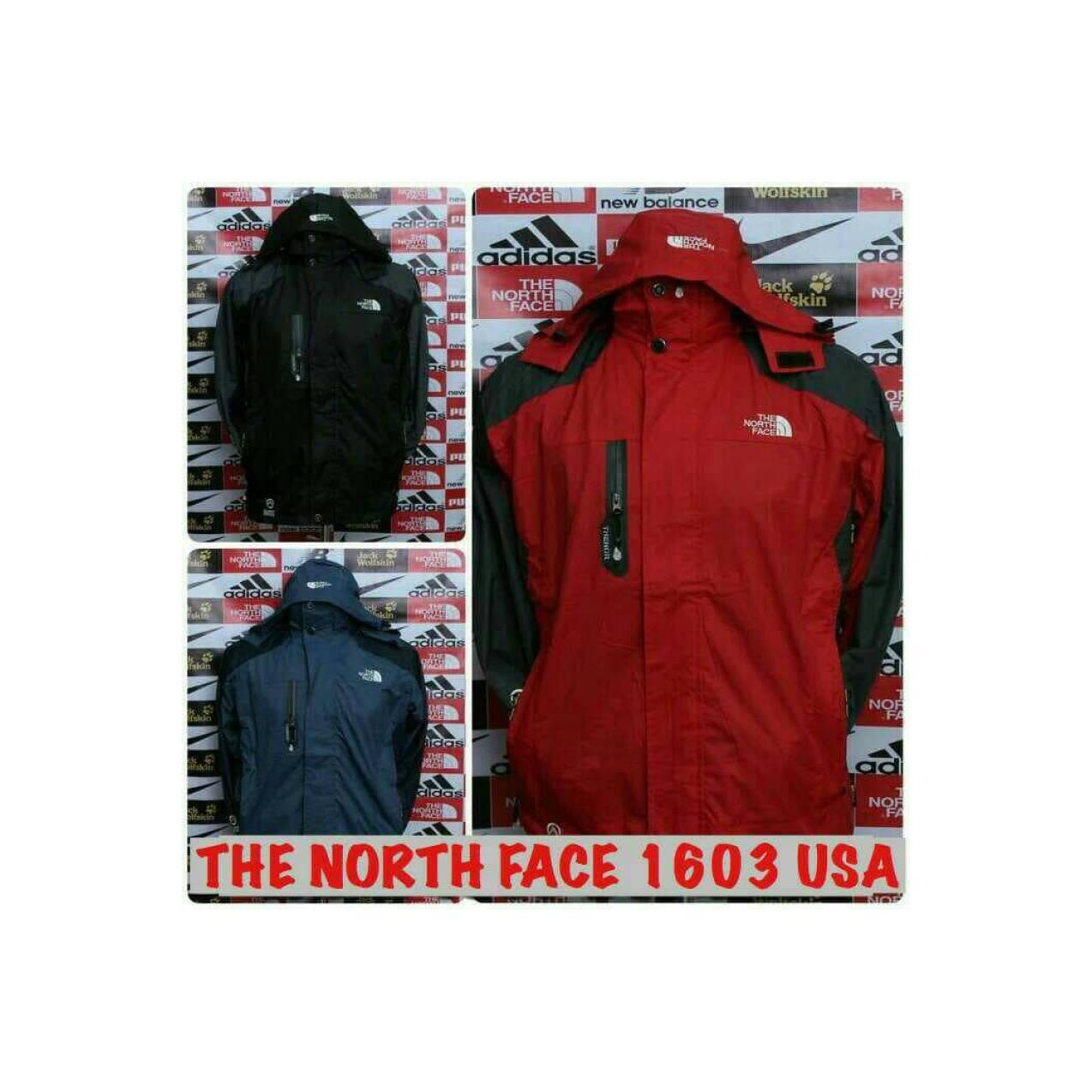 JAKET GUNUNG PRIA THE NORTH FACE 1603 WATERPROOF #REI #CONSINA #EIGER