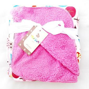 Harga preferensial AA Toys Selimut Bayi Double Fleece Motif - Selimut Lembut Bayi beli sekarang -