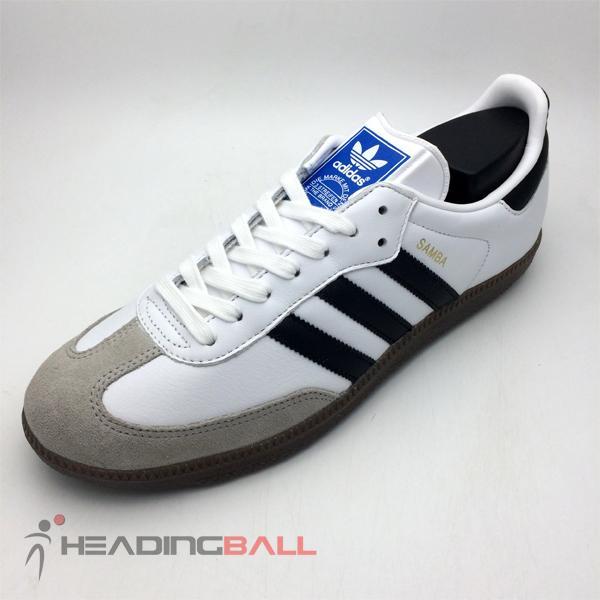 Sepatu Sneaker Casual Adidas Original Samba OG White BZ0057 BNIB