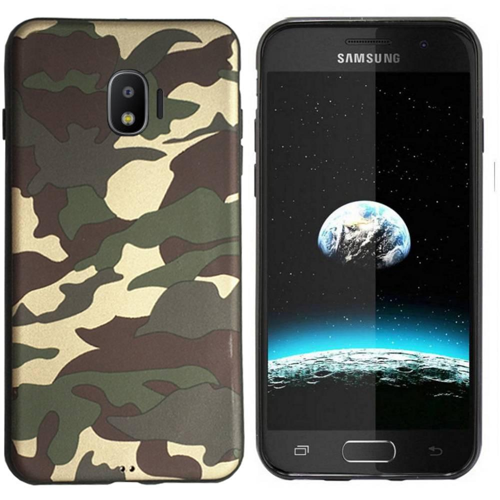 Softcase case Army Loreng for samsung J2 PRO