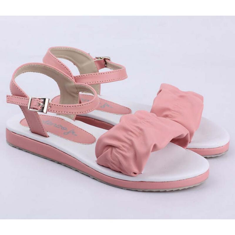 Ukuran 31-35 Sandal Sendal Tali Anak Perempuan Cewek Warna Pink CDS 040 CR