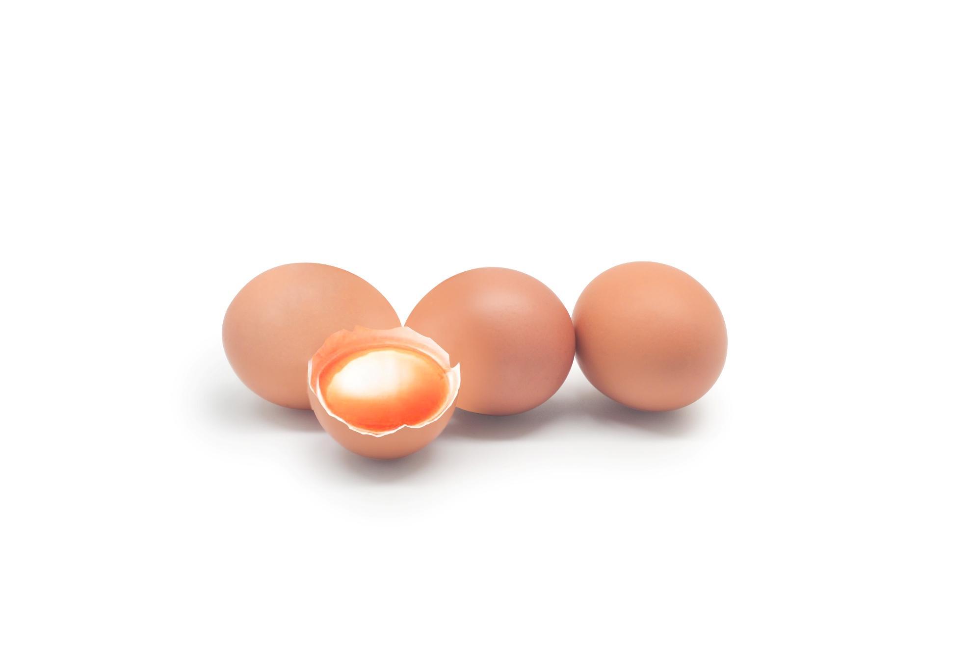 Telur Ayam Rendah Kolesterol Isi 10 Butir By Sajira Farm.