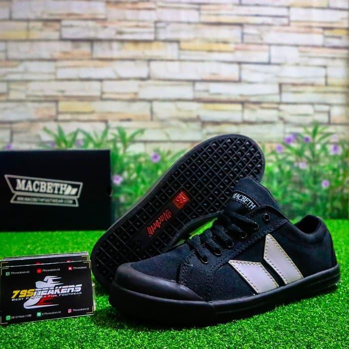 Sepatu Macbeth Vegan Man Premium Original - UDH3 - 6 - PUZwRW