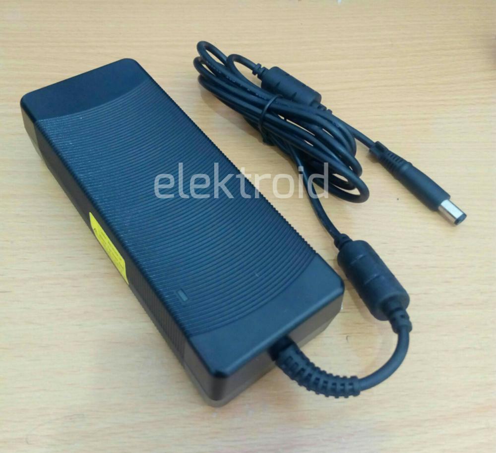 Adaptor HP Pavilion Original DV6-3000 DV7-1200 DV7-3200 DV8 Envy 15-1000 Envy 17 18.5V 6.5A 120W di lapak elektroid elektroid