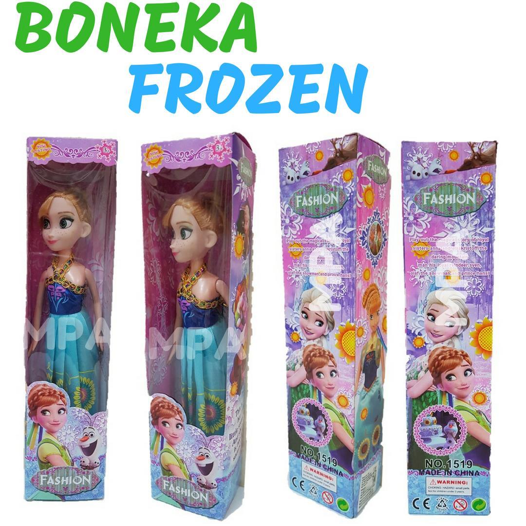 Mainan Anak Boneka Frozen Karakter Princess Elsa / Princess Anna