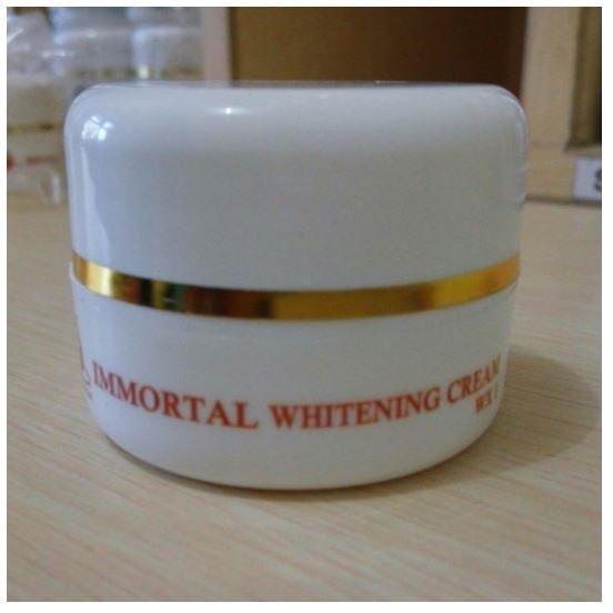 Immortal Whitening WX1 / Tabir Surya / Sunscreen Pemutih Wajah