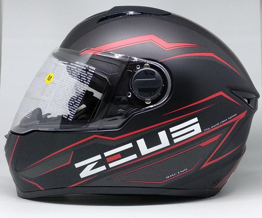 Helm Zeus 811 Motif AL12 Helm Full Face