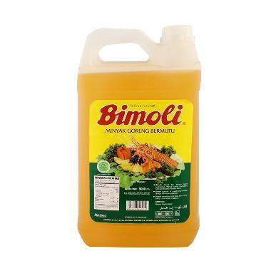 Bimoli Jerigen Minyak Goreng 5 L