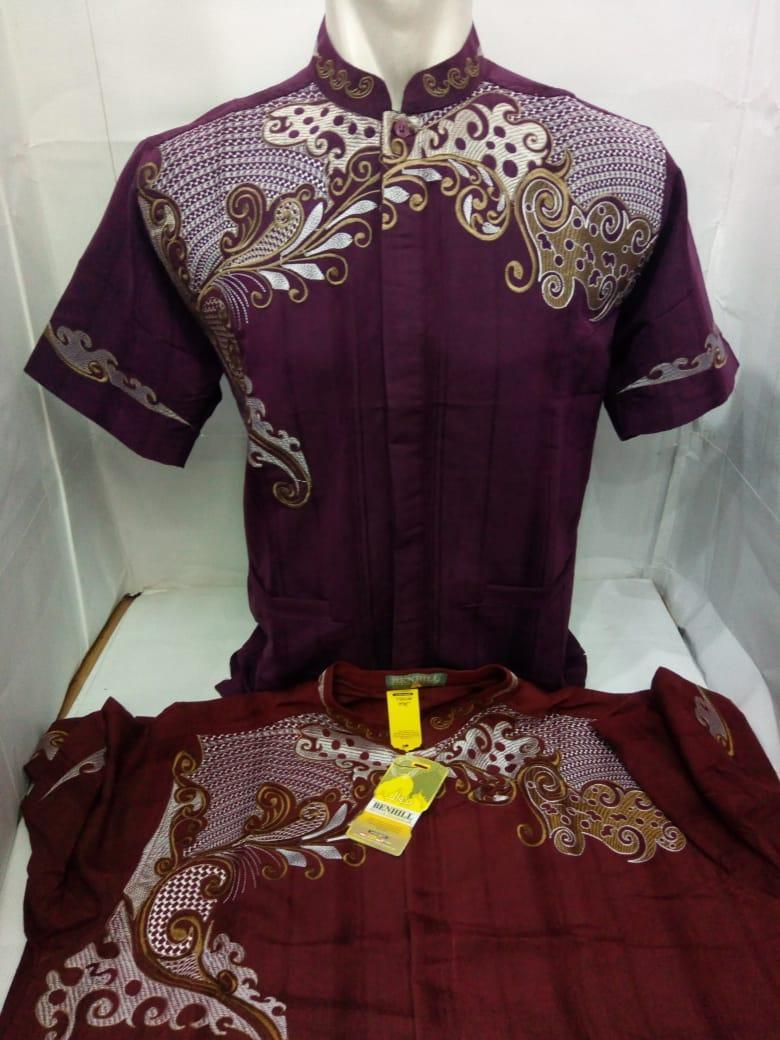 Jagoan Fashion - Baju Koko / Kemeja Muslim / Atasan Pria Muslim / Hem Takwa