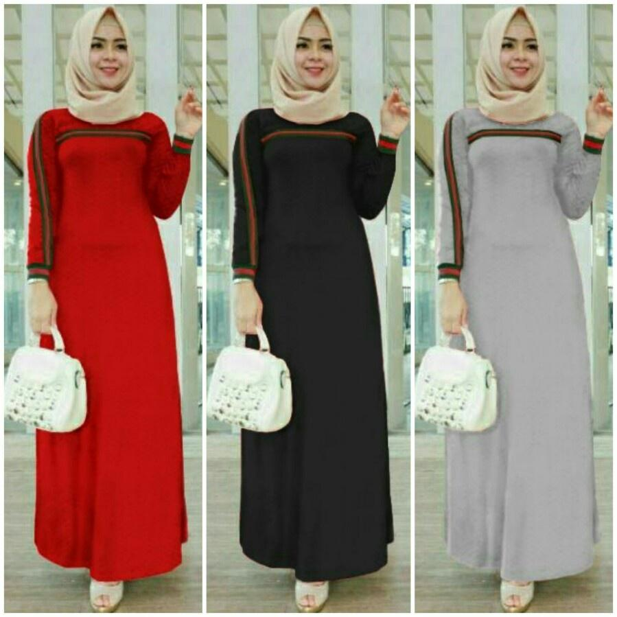 T-OS Gamis Maxy Dress GC Simply