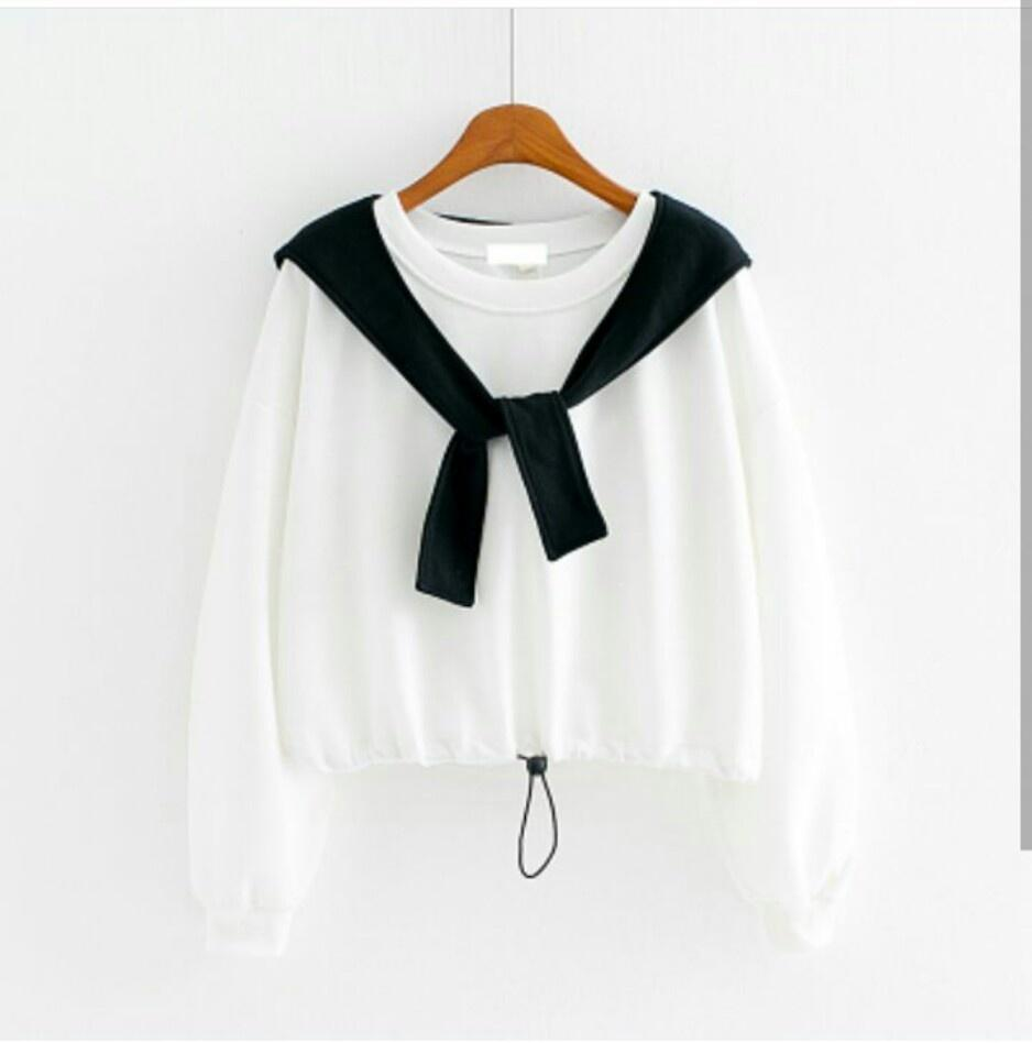 Alasxyashop Baju Atasan Wanita Crop Syall / Baju Wanita / Tumblr Tee / Baju Sabrina /