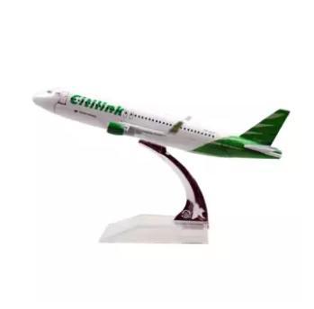 Mainan Anak Koleksi, Miniatur/Figure Pesawat Terbang (RANDOM)
