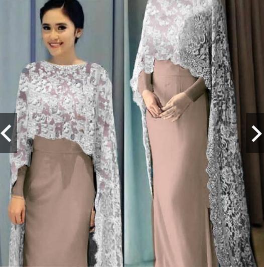 Daftar Harga Baju Gamis Modern Brokat Terbaru Murah Bulan April 2019