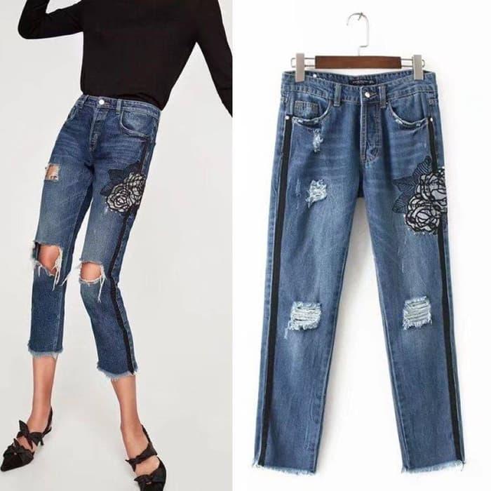 Terlaris Celana Jeans Celana Jeans Wanita Nevada Denim AL21 RIGINAL & REAL PICTURE Low Price!