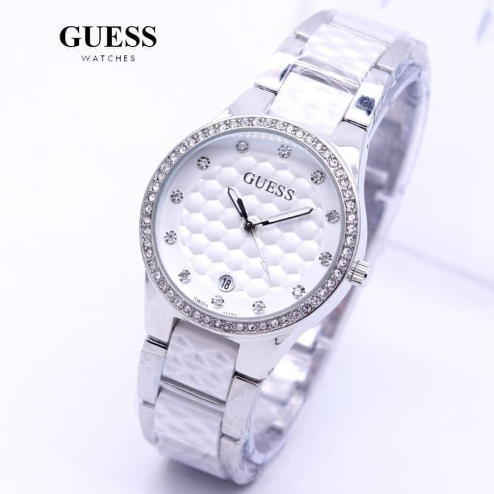 jam tangan diamond rolex permata woman watch elegan branded pesta