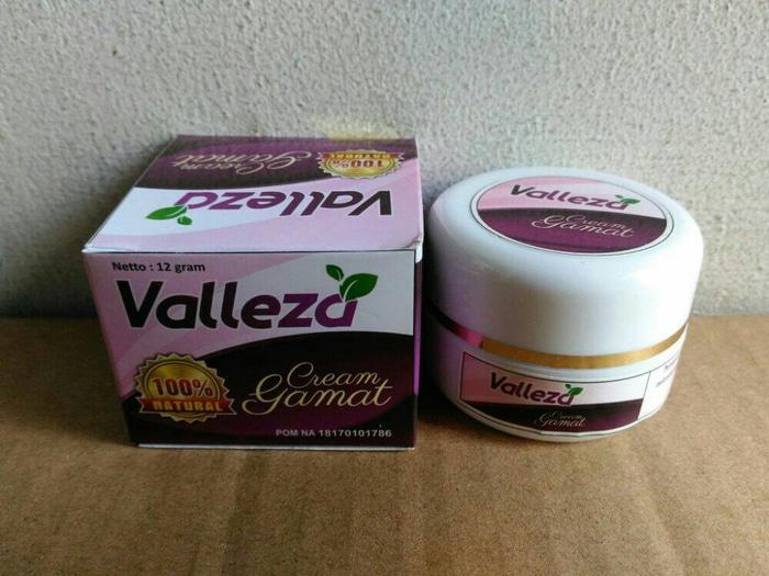 Cream Gamat Valleza