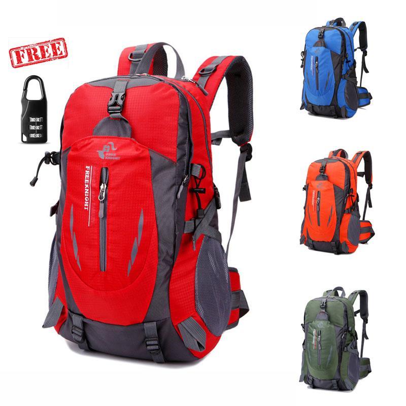 40l Tas Gunung/ Hiking/travel/climbing/carrier/ Keril/ Consina/ Centurion Freeknight Tfk01 By Techdoo.