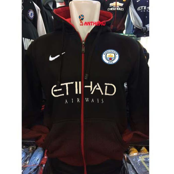 Hoodie Jaket City Manchester City Gradasi New Case Iphone