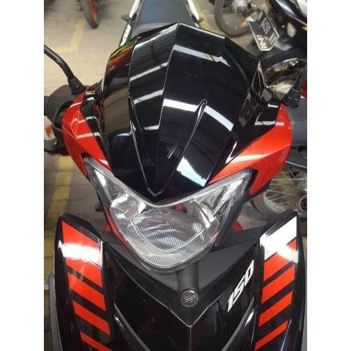 Visor jupiter mx king 150 tgp
