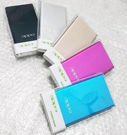 Powerbank slim oppo