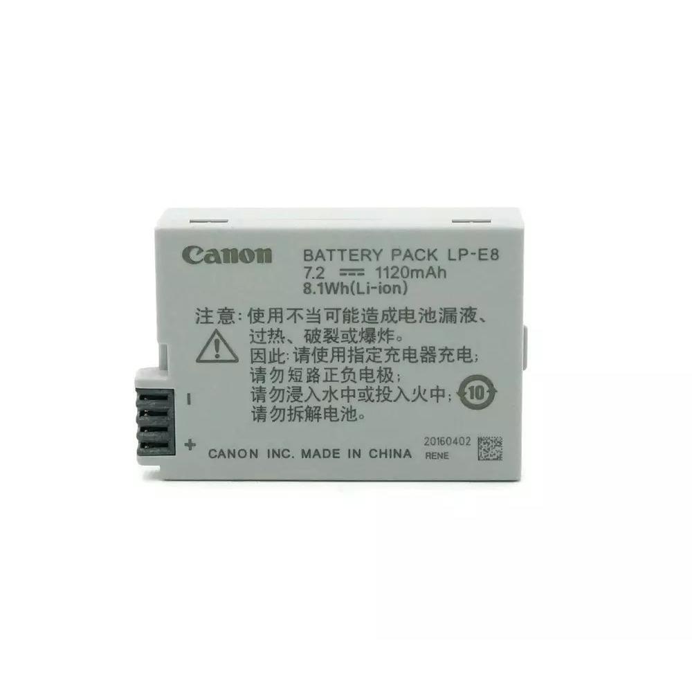 Batere OEM LPE8 For Canon EOS 550D, 600D, 650D, 700D - Baterai Kamera