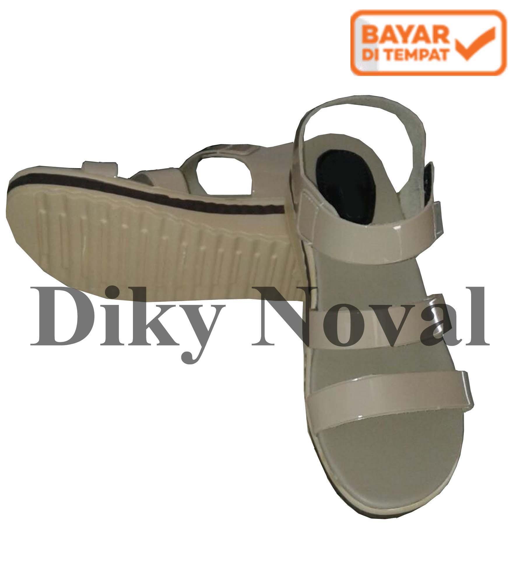 Buy Sell Cheapest Sandal Wedges Casual Best Quality Product Deals Sepatu Wanita Moca Tali Diky Noval Flip Flop