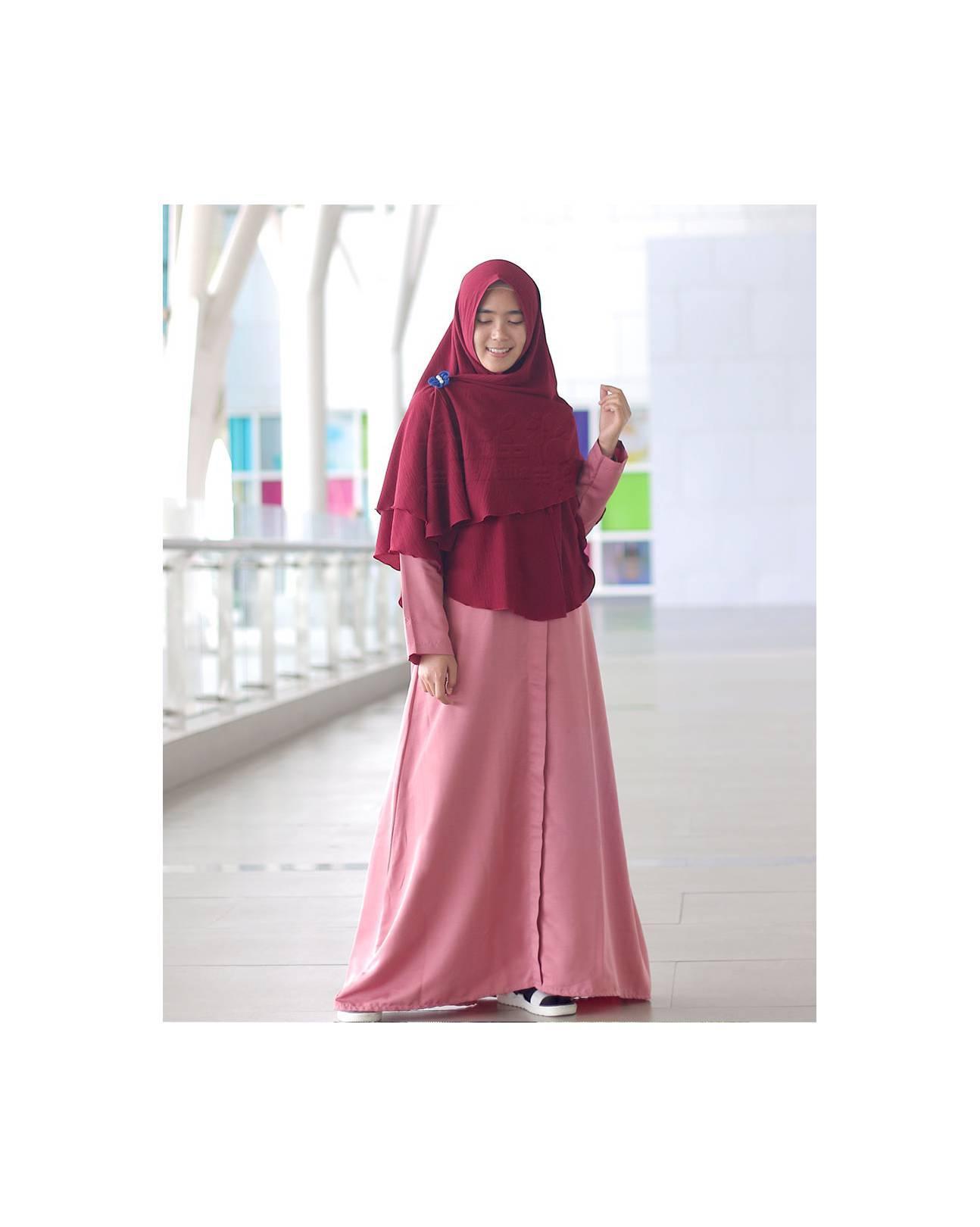 Gamis Aqeela | Hijab Alila